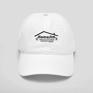 HomeJim.com Logo Baseball Cap