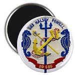 USS HALSEY POWELL Magnet
