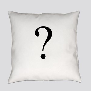 Questionable Everyday Pillow