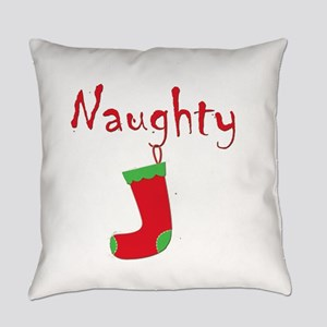 Naughty Everyday Pillow