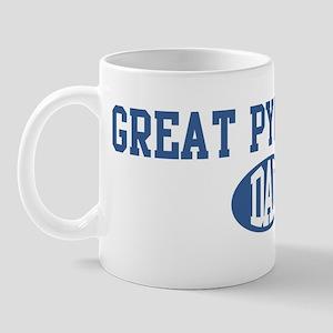 Great Pyrenees dad Mug