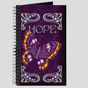 Harvest Moons Hope Butterfly Journal