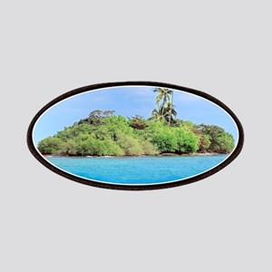 Tropical Island Patch