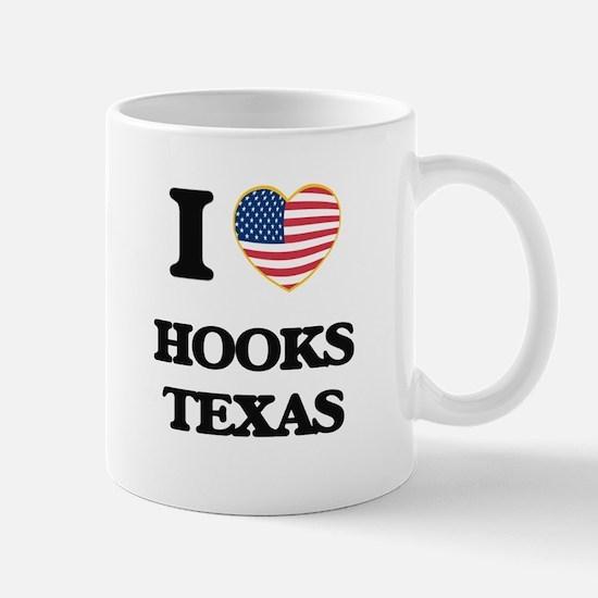 I love Hooks Texas Mugs