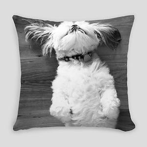 Shih Tzu Nap Everyday Pillow