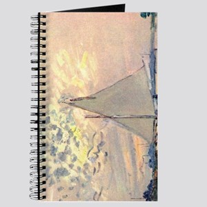 Sailing Ship by Monet Journal