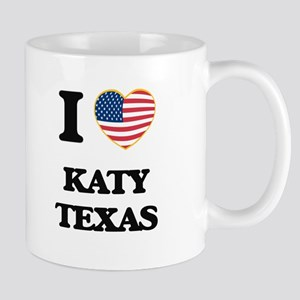 I love Katy Texas Mugs