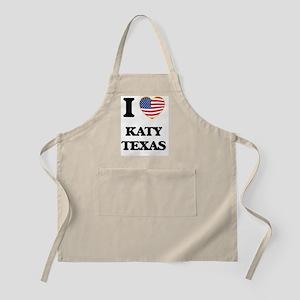 I love Katy Texas Apron