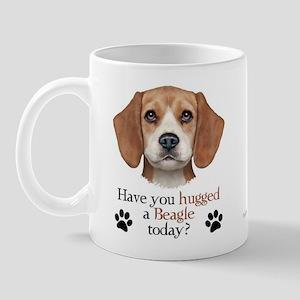 Beagle Hug Mug