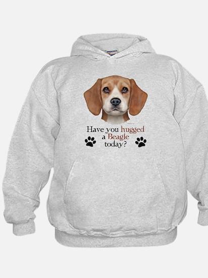 Beagle Hug Hoodie