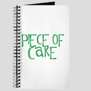 piece cake Journal