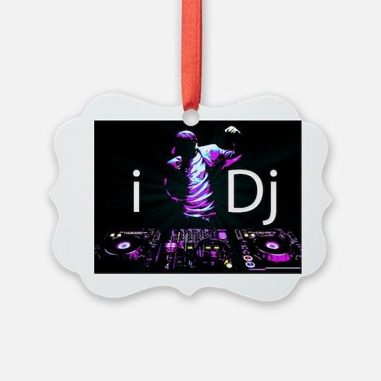 Funny Dj Ornament