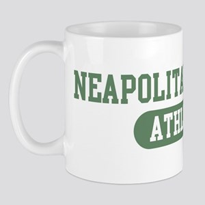 Neapolitan Mastiff athletics Mug