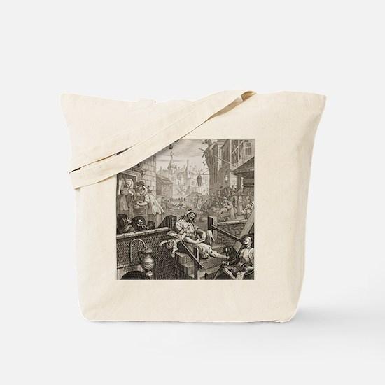 gin lane Tote Bag