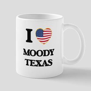 I love Moody Texas Mugs