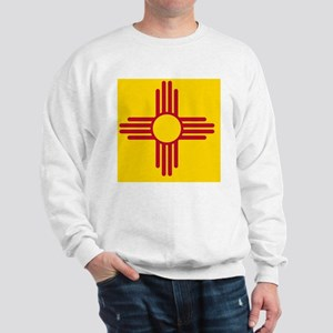 New Mexico State F|lag Sweatshirt