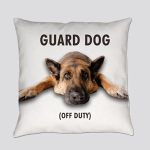 Guard Dog Everyday Pillow