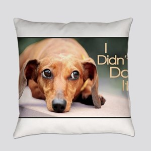didntdoit Everyday Pillow