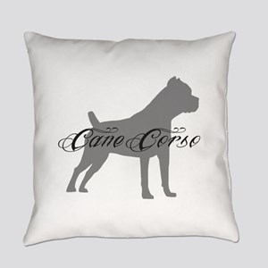 graysilhouette Everyday Pillow