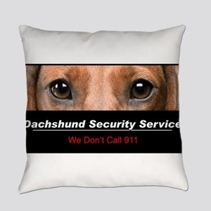 security Everyday Pillow
