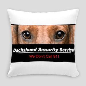 security Everyday Pillow