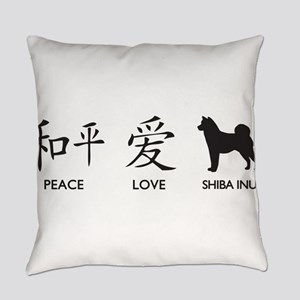 chinesepeace Everyday Pillow