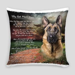godmadedogs Everyday Pillow