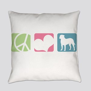 peacedogs Everyday Pillow