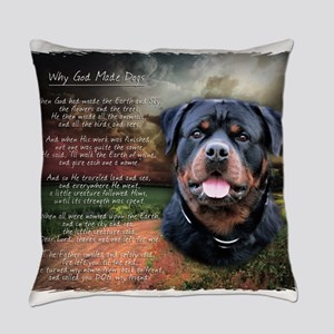 godmadedogs Everyday Pillow