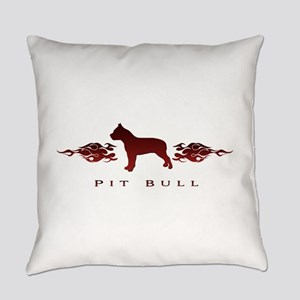 2-flames Everyday Pillow