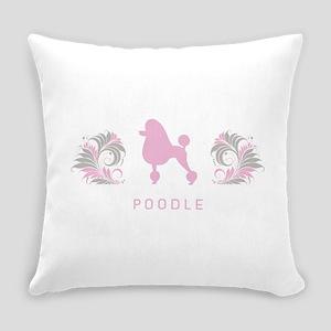 9-pinkgray Everyday Pillow