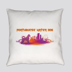 11-citydog Everyday Pillow