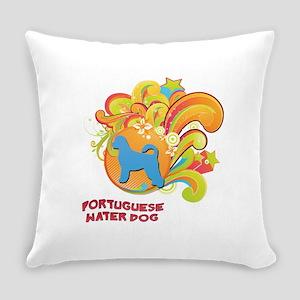 retro Everyday Pillow