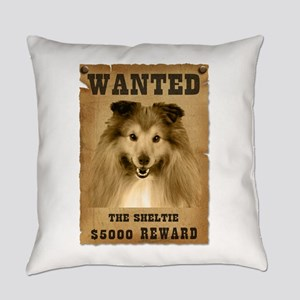 3-Wanted _V2 Everyday Pillow