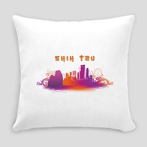 3-citydog Everyday Pillow