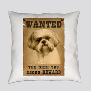 2-Wanted _V2 Everyday Pillow