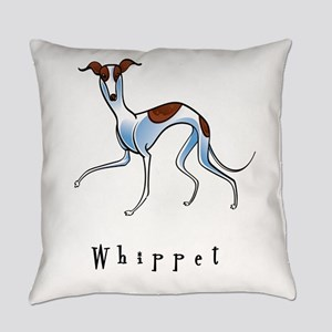 illustrated Everyday Pillow