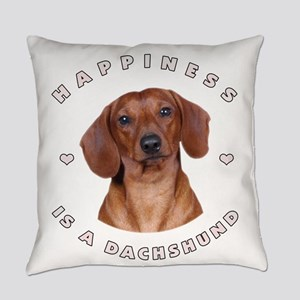 6-happiness Everyday Pillow