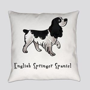 3-illustrated Everyday Pillow
