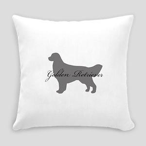 5-greysilhouette2 Everyday Pillow