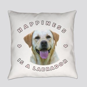 2-happiness Everyday Pillow