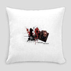 chocolatelab Everyday Pillow