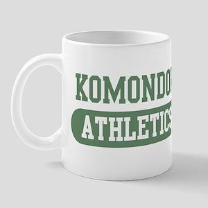 Komondor athletics Mug