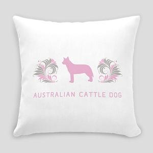 16-pinkgray Everyday Pillow
