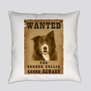 20-Wanted _V2 Everyday Pillow