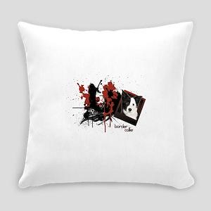 bordercollie Everyday Pillow
