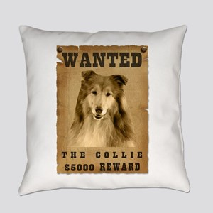 16-Wanted _V2 Everyday Pillow