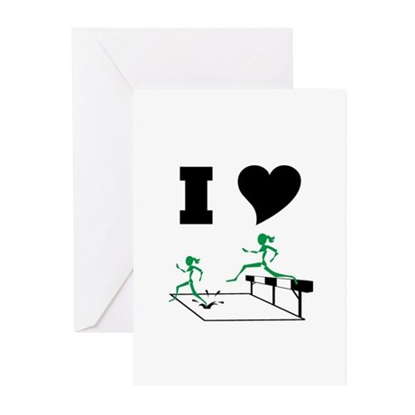 SteepleChics Greeting Cards (Pk of 10)