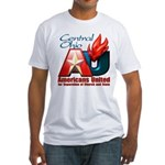 Americans United Ohio Fitted T-Shirt