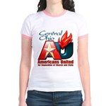 Americans United Ohio Jr. Ringer T-Shirt